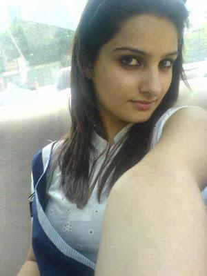 Romantic Pakistani Girl