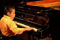 El niño boliviano prodigio del jazz que sedujo a Washington