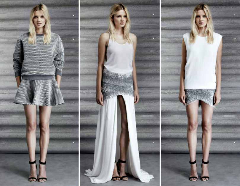 Jay Ahr, resort 2014, fashion, clothing, collection, model