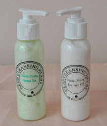 Facial Foam Green Tea / TTO