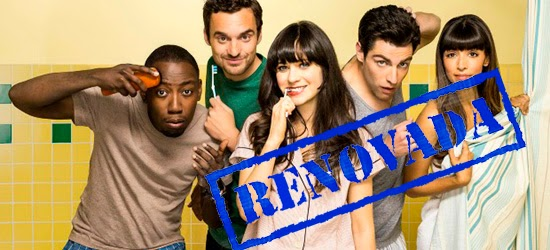 New Girl (Fox): Renovada temporada 5