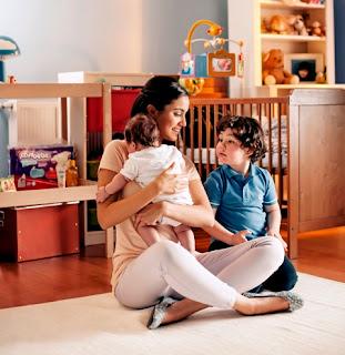 İlk Defa Bir Bebek Bezi Markası Deneyimli Annelere Seslendi!