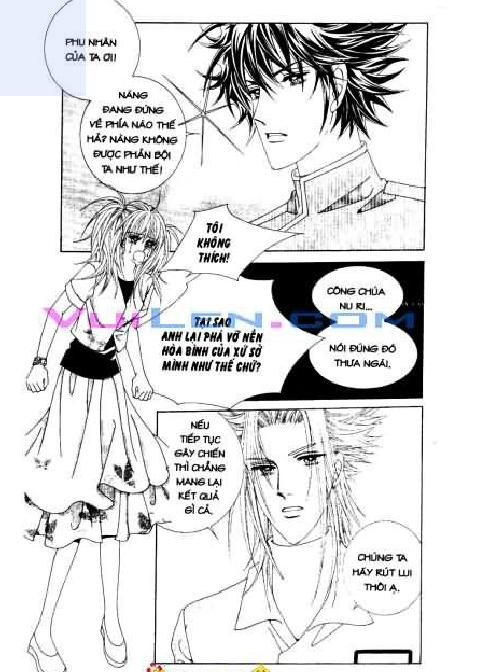 Công chúa của tôi Chapter 8 - Trang 21