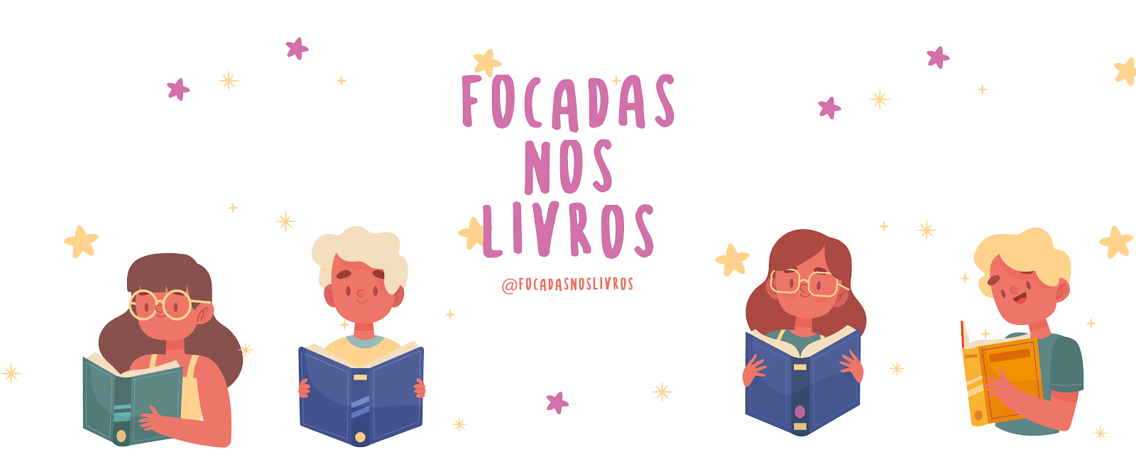 Focadas nos Livros