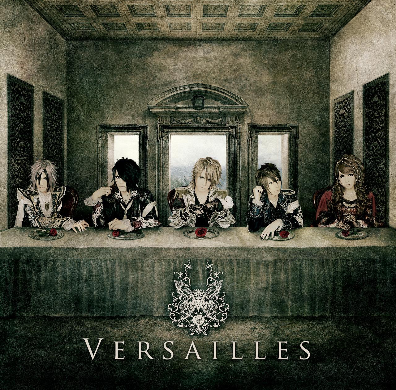 Album versailles versailles 2012