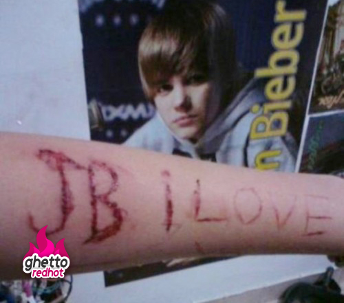 is for Lucie: C is for... Cutting for Bieber.