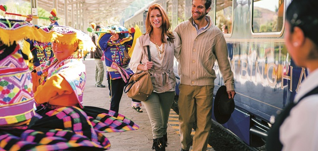 """""""Train Travel to Machu Picchu, Cusco and the Sacred Valley. Belmond Hiram Bingham takes you through scenery of outstanding beauty - a comfortable and luxurious way to travel by train to Machu Picchu."""