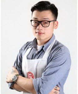 Profil William Gozali Master Chef Indonesia 3