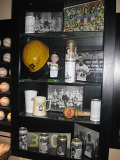 Even The Condiment Stands Featured Autographed Baseballs And Pirate Memorabilia On Walls Outside Pittsburgh Pirates Baseball Club But Within