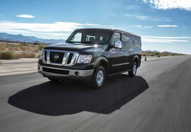 Nissan NV Passenger HD Photos