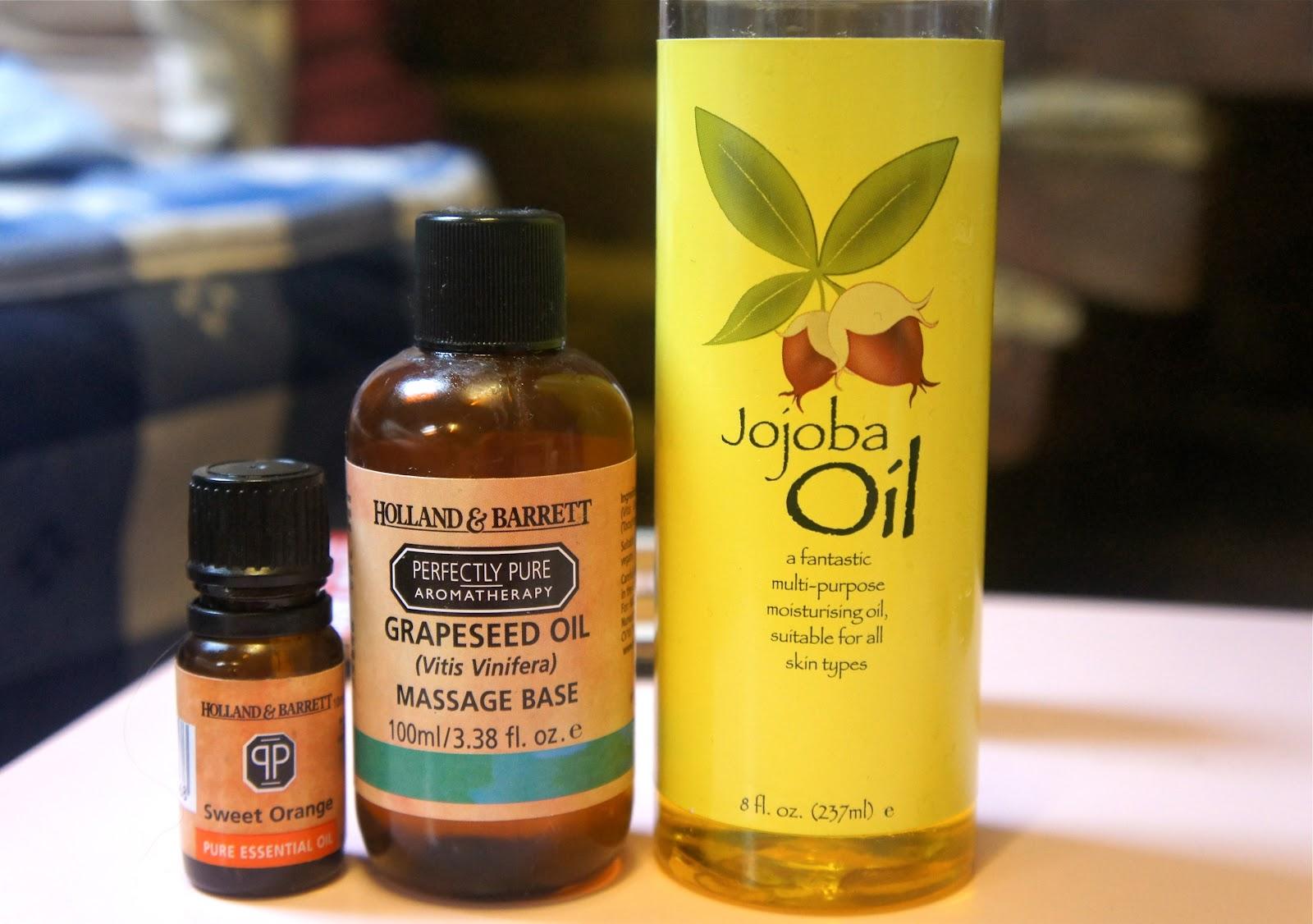 Yolanda G: ♥ DIY: Vitamin E- Jojoba & Sweet Orange Nail Oil