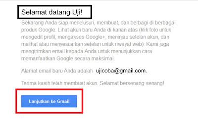 Anda akan langsung dibawa ke halaman muka Gmail. Google akan langsung ...