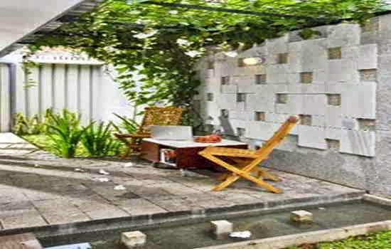 desain kamar mandi batu alam minimalis dan indah 1 home