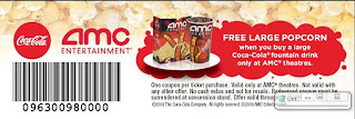 amc theatres printable coupons