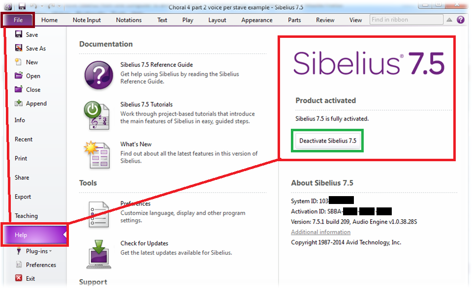 how to download sibelius 7 for free