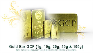 Gold Bar GCP - 24K