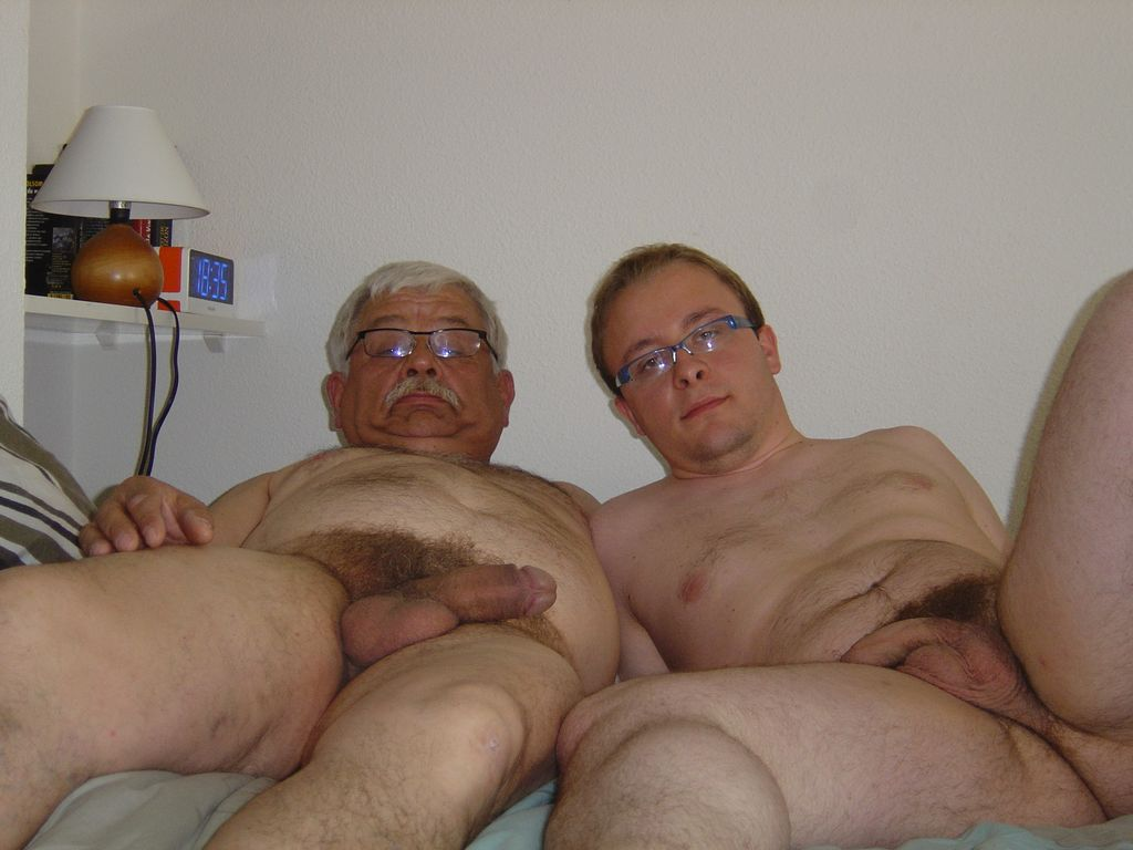 Dad and son gay videos