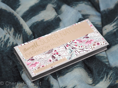 Barry M Super Natural Superdrug Exclusive Palette
