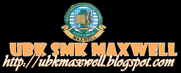 Unit Bimbingan Dan Kaunseling SMK Maxwell