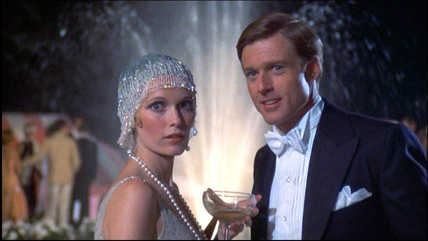 Robert Redford Great Gatsby Very pretty people capable of