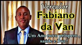 Vereador Fabiano da Van