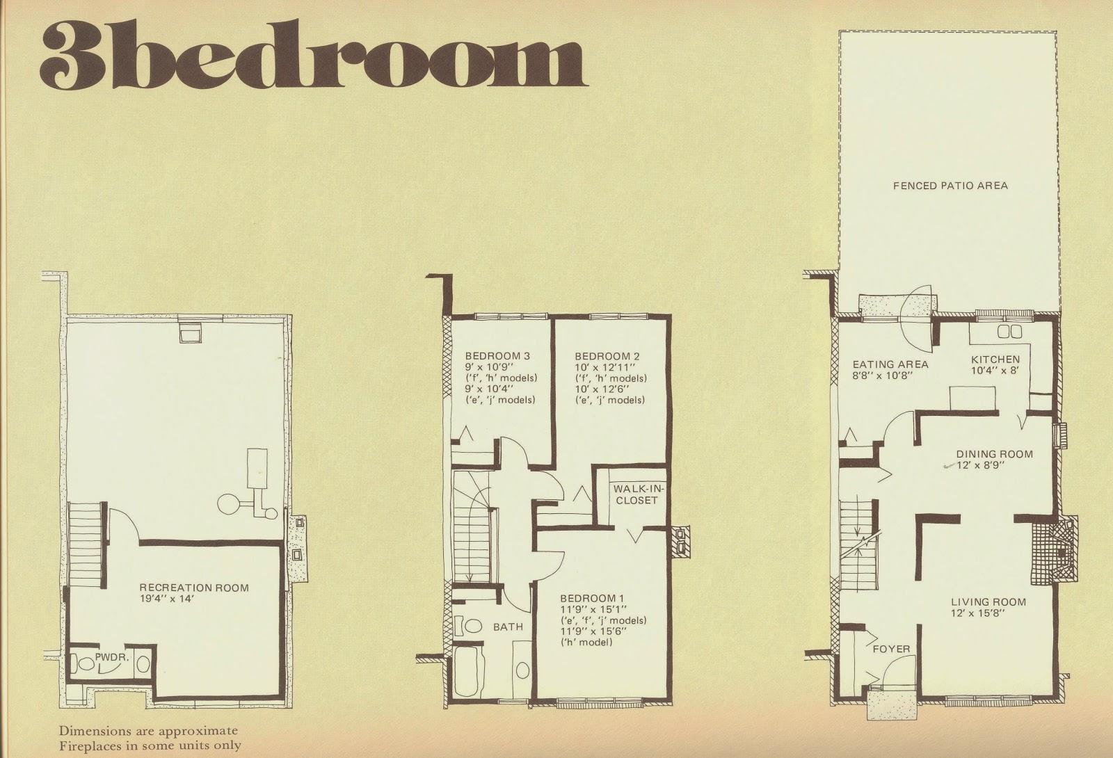 Mid century modern and 1970s era ottawa 1970s garden for Modern house plans ontario
