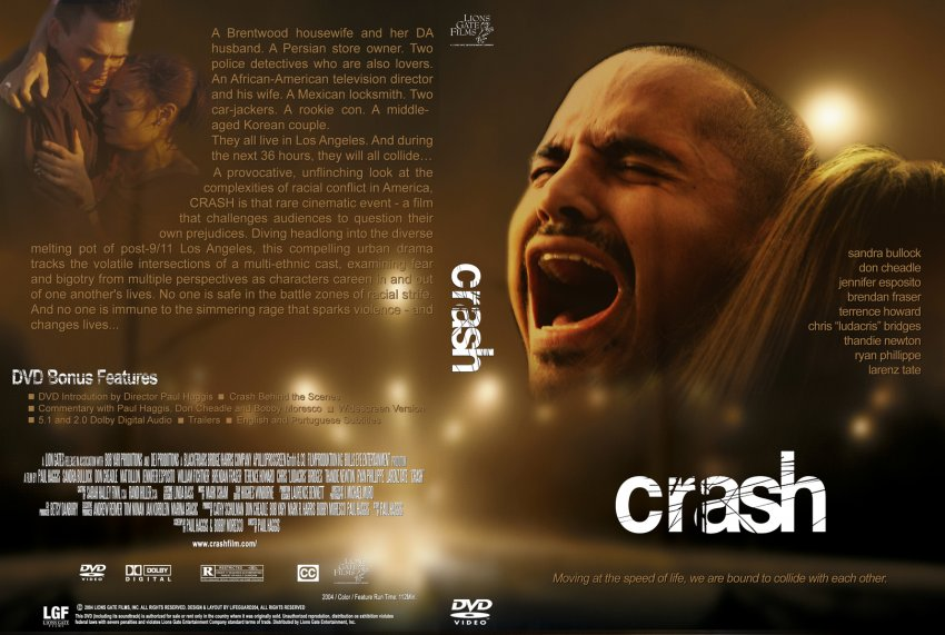 thesis statement movie crash Thesis statement for the evaluation of the movie crash wtg 7a: the thesis statement and topic sentences the thesis statement concisely expresses your main idea to your audience and is supported by the body of the essay.