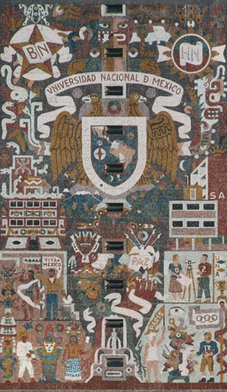 Revista digital apuntes de arquitectura arq juan o for Mural de juan o gorman