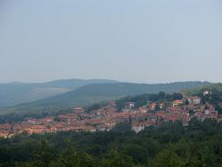 Τα χωριά της περιοχής των ορυχείων.
