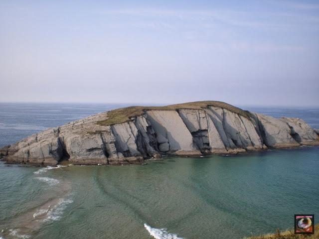 Playa de Covachos, Soto de la Marina, Santa Cruz de Bezana, Cantabria