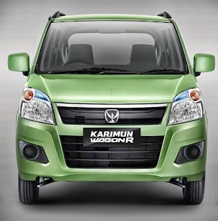Suzuki Karimun Wagon R-GX