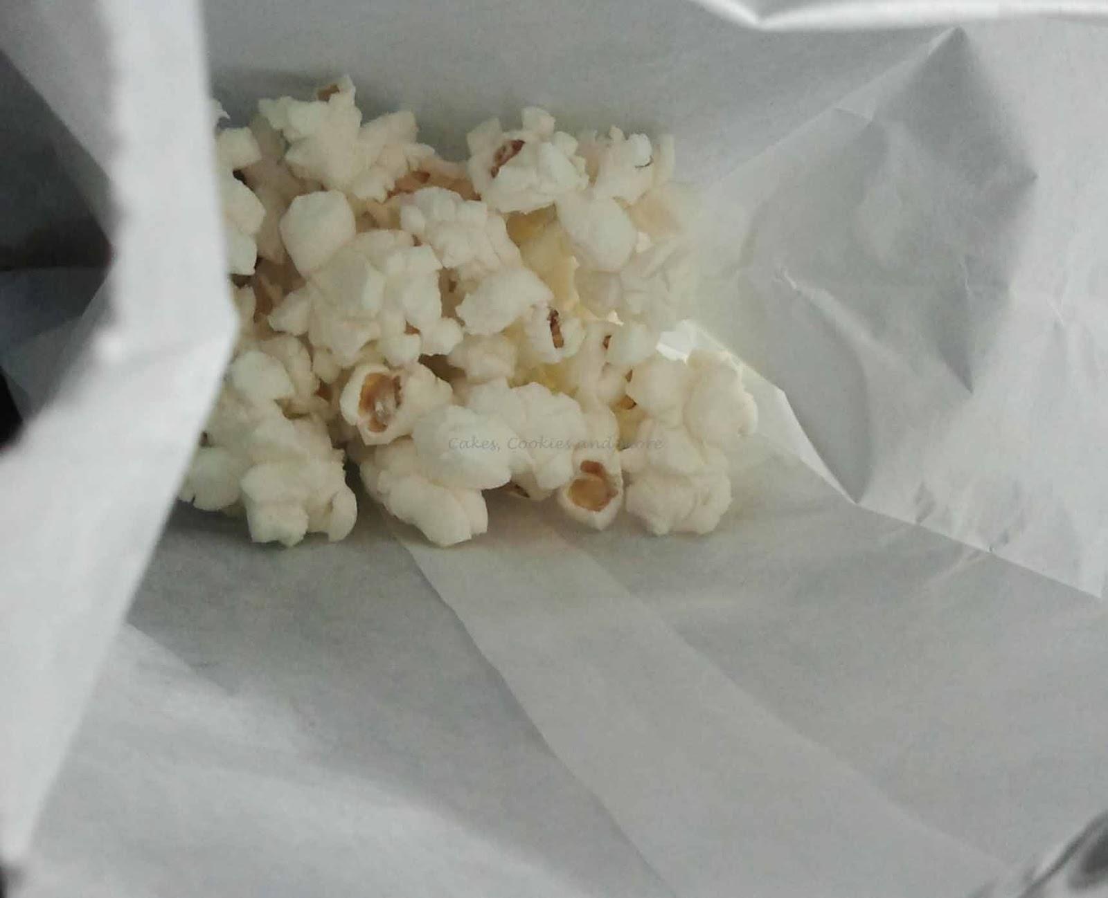 popcorn ganz einfach. Black Bedroom Furniture Sets. Home Design Ideas