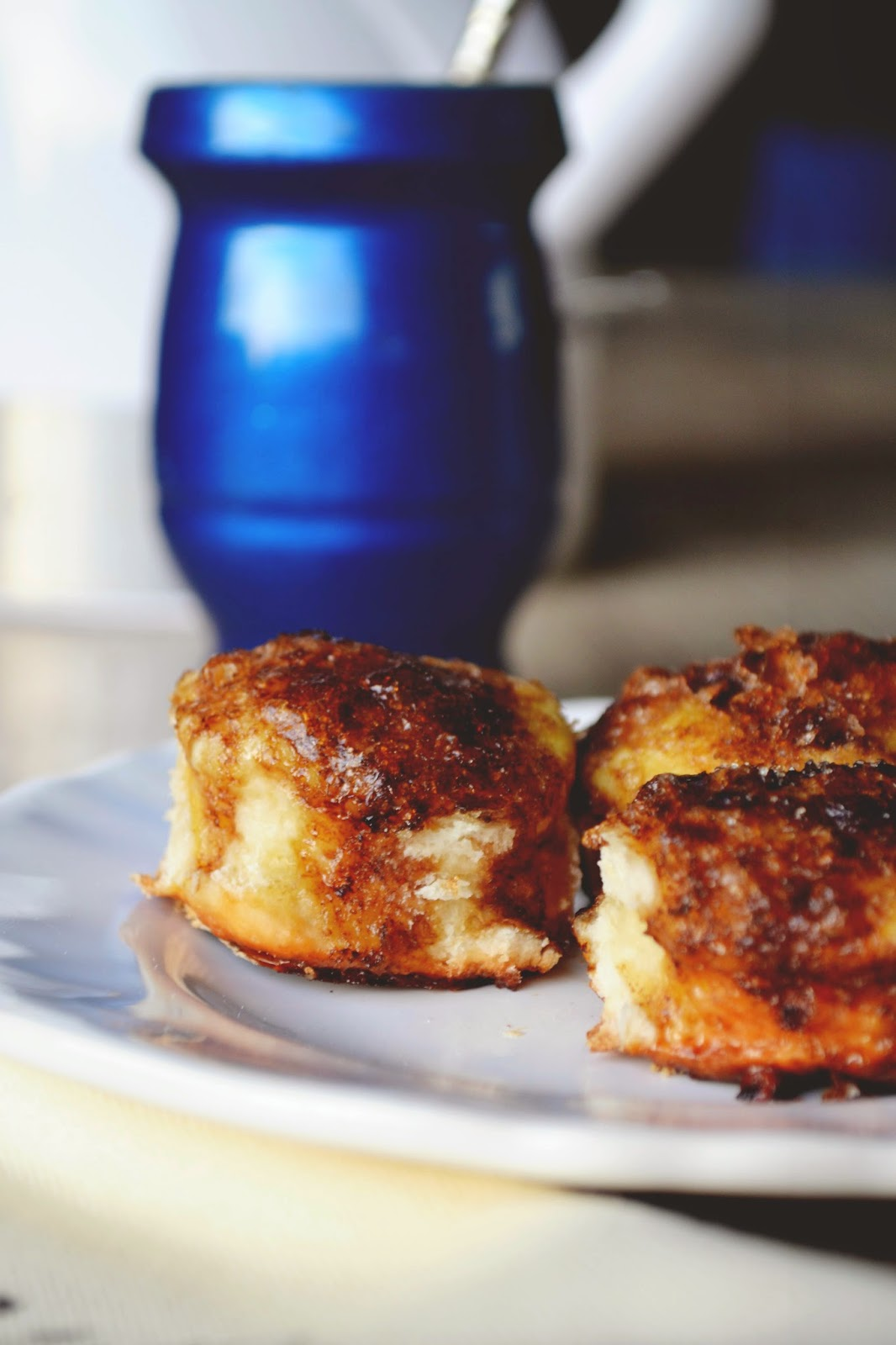 Tortitas negras - receta