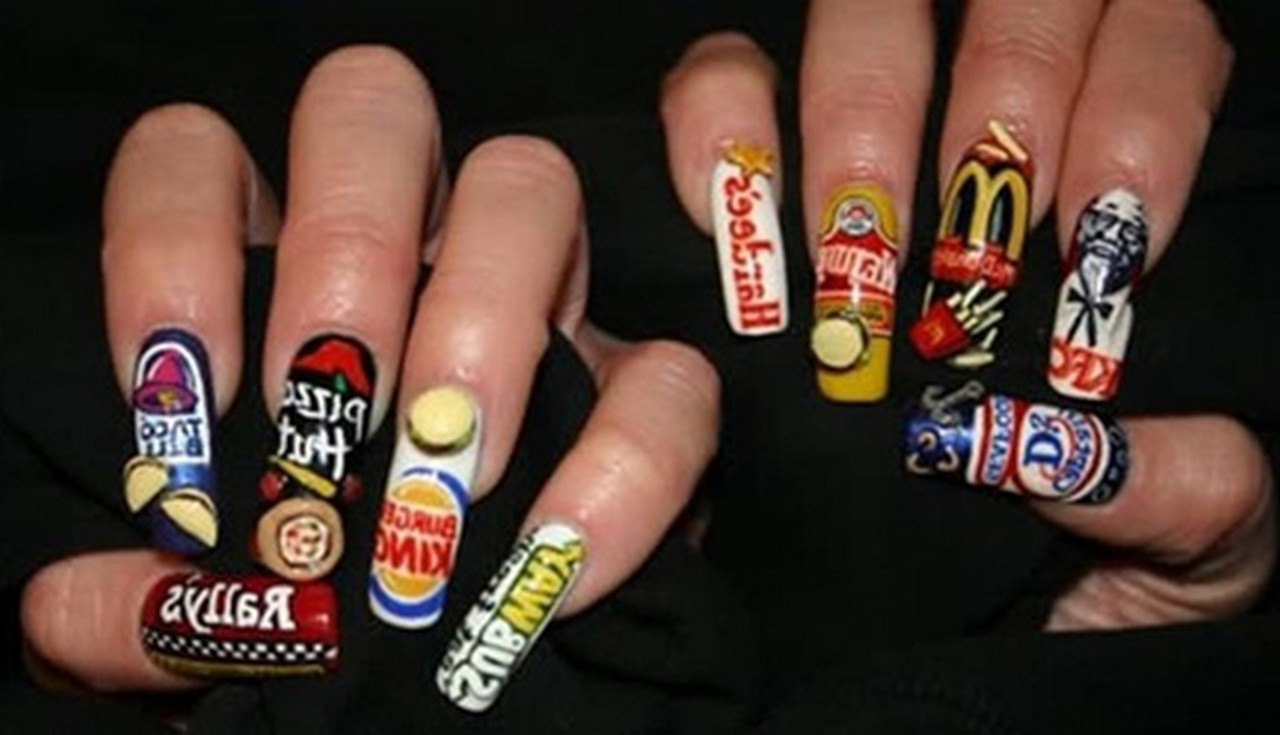 Fashion Mania: The Art Of Nail Polish 2012