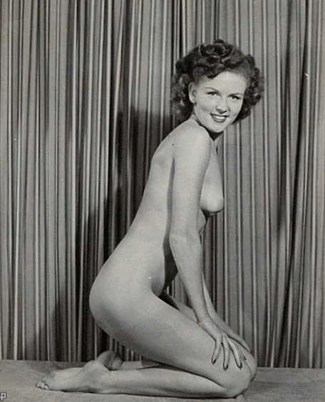 Betty white vintage nudes mistake can