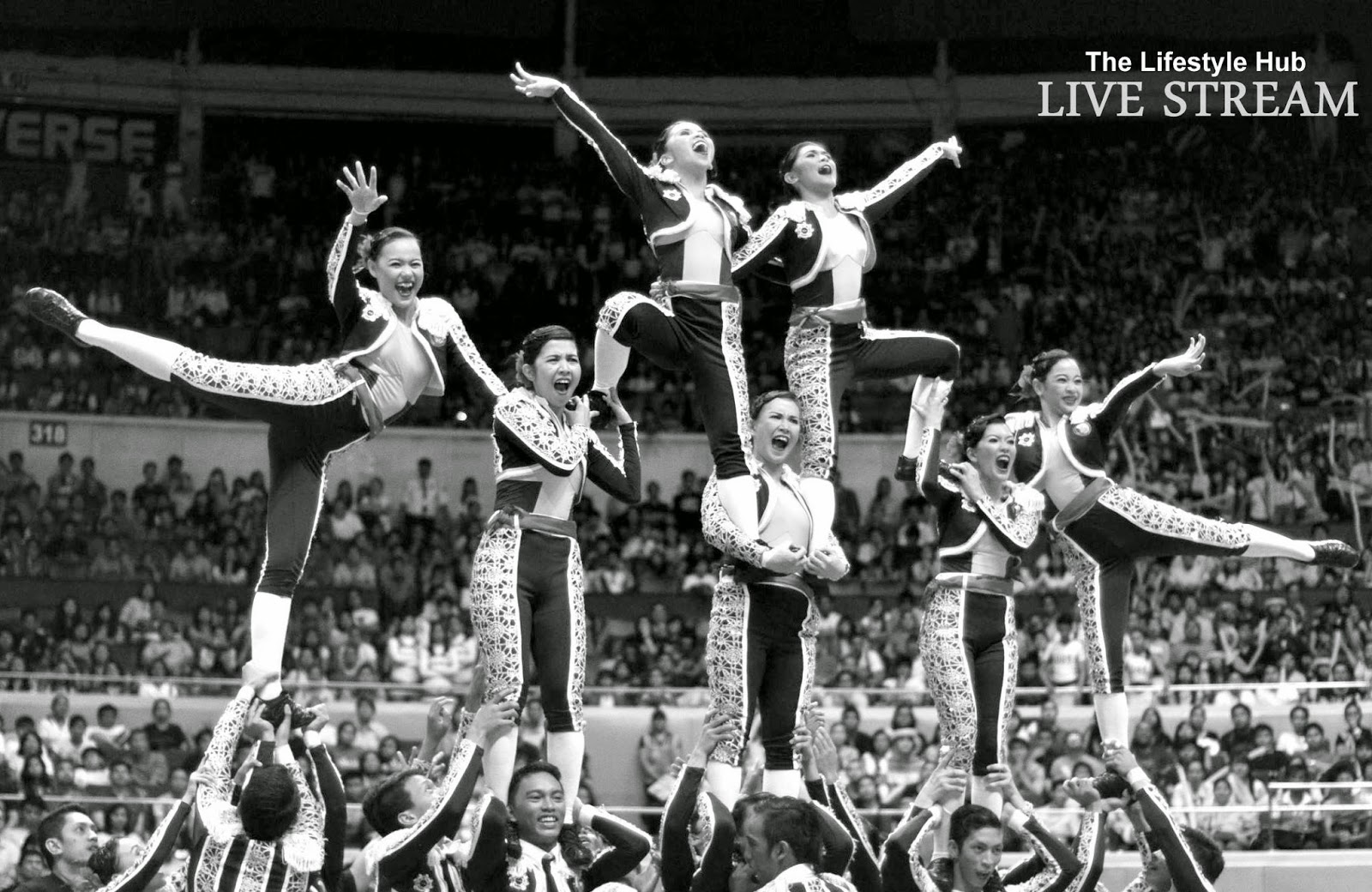 UAAP 2014 Cheerdance Competition Live Stream