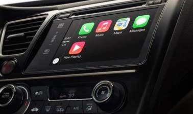CarPlay أول نظام تشغيل IOS للسيارات