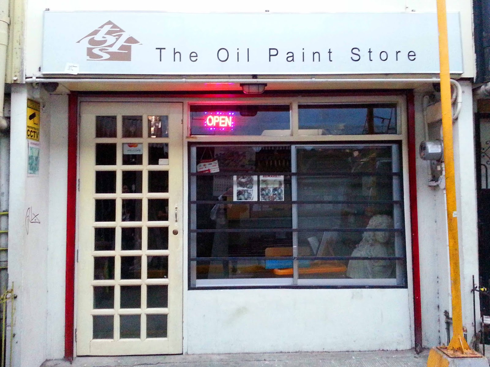 The Oil Paint Store Com