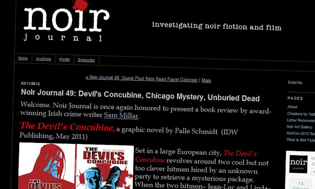 The Devil's Concubine: TWO NEW REVIEWS!