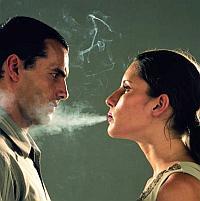 Γράμμα στην νεαρή καπνίστρια
