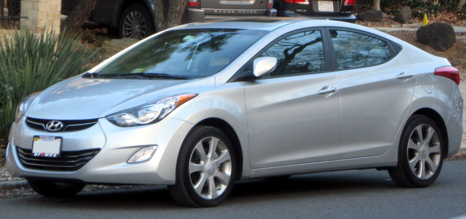 The Elantra receives several changes for 2013. The GLS trim now sports