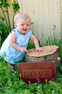 Abigail (nine months)