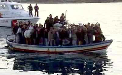 Lampedusa refugees #18