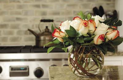 Cách trang trí hoa trong nhà 08