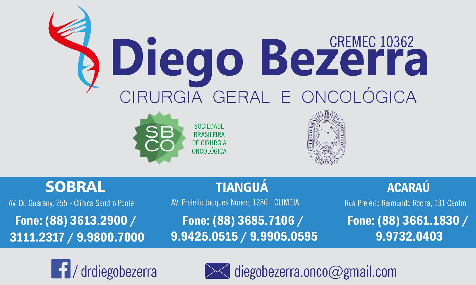 Dr. DIEGO BEZERRA