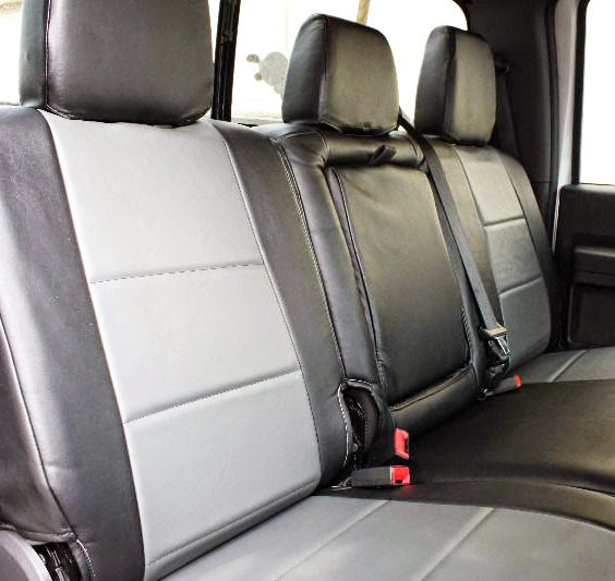 Ruff tuff seat covers softouch