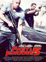 Fast Five 2011 720p Hindi BRRip Dual Audio Full Movie