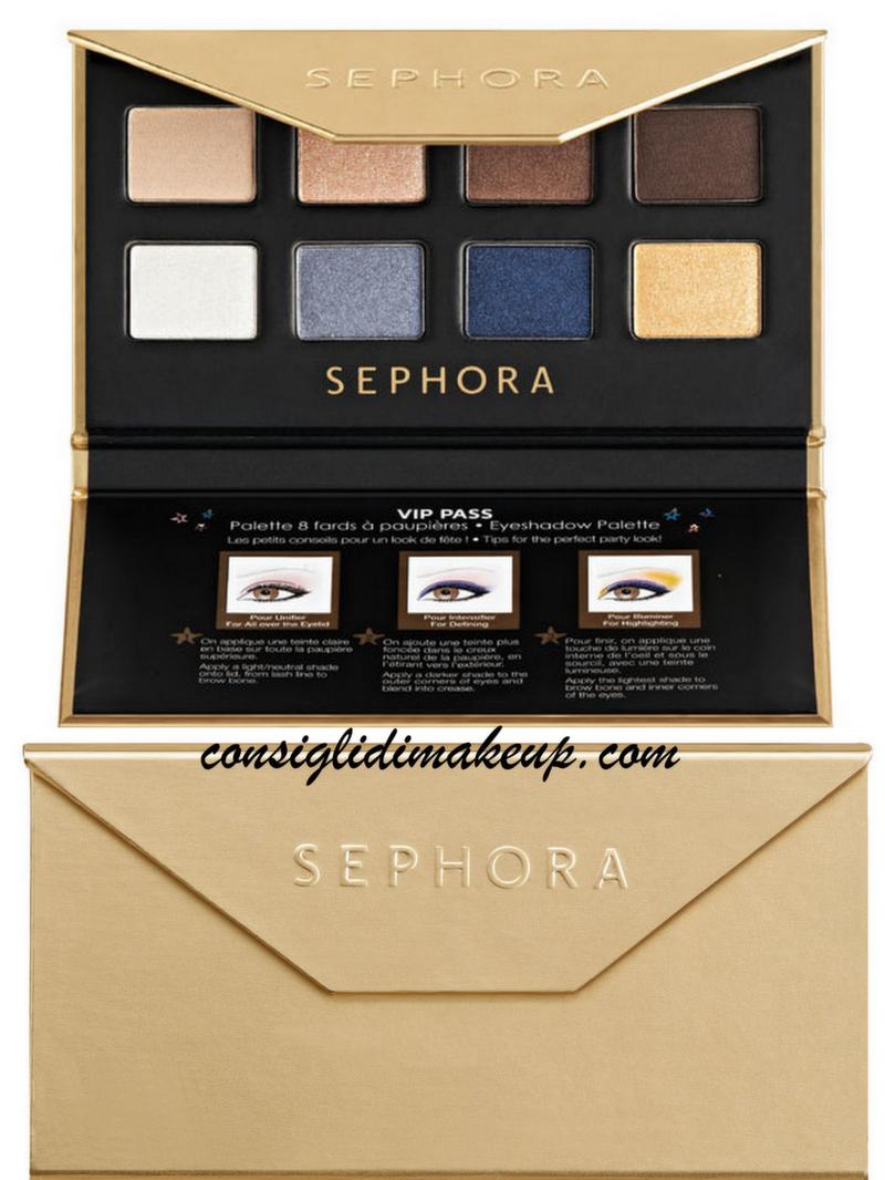 novità makeup natale 2014 sephora