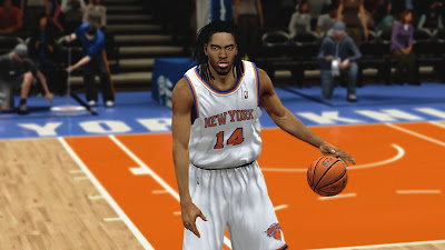 NBA 2K13 Chris Copeland Realistic Face Patch