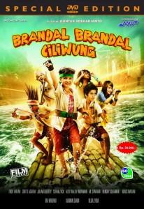 Brandal Brandal Ciliwung (2012) DVDRip 480p 500 MB